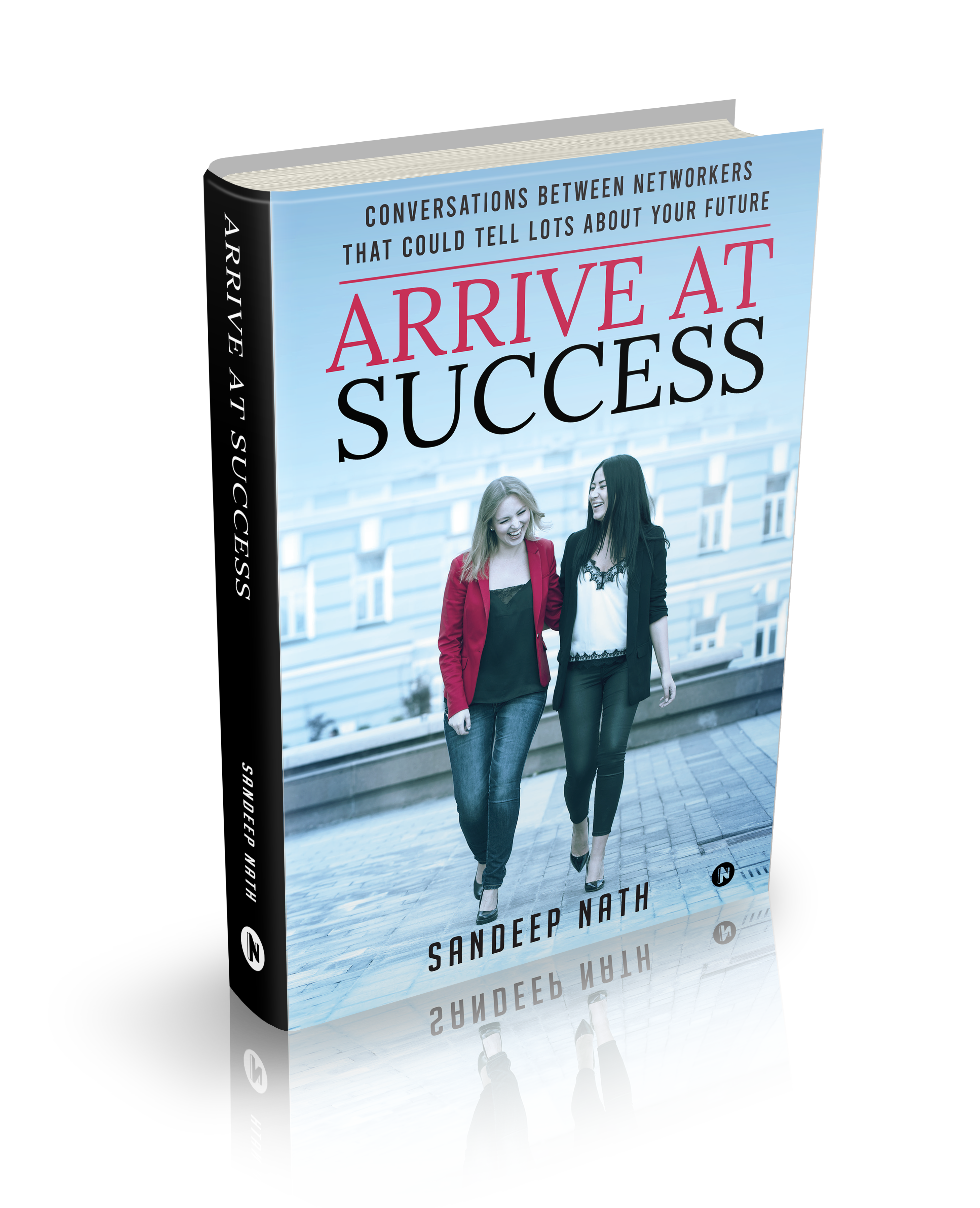 arrive at success
